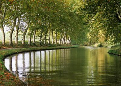 River in Capestang